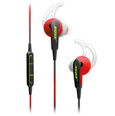 BOSE SoundSport® APPLE in-ear headphones - power red