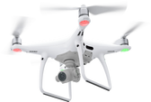 DJI Phantom 4 Pro Drone with 1-inch 20 MP Sensor