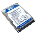 "Western Digital 2.5"" 320GB 5400RPM"