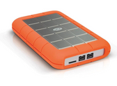 LaCie 1TB Rugged Triple USB 3.0 & FW800 Mobile Hard Drive (STEU1000400)