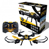 Swann MID LEVEL QUADCOPTER WITH 720P HD CAMERA - SMALL SIZE PERFECT FOR INDOOR USE