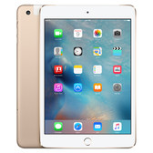 APPLE iPad MiniI 4 WI-FI + Cellular 128GB - Gold