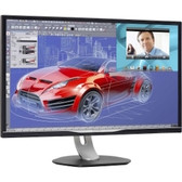 Philips BDM3270QP2 32IN VA-LED (2K-QHD) Vga/Dvi/Hdmi/Displayport (16:9) 2560X1440 Speaker Height Adjust Stand Vesa