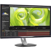 Philips 328P6VJEB 32IN LED (4K-UHD) Vga/Dvi-D/Hdmi/Displayport (16:9) 3840X2160 Speakers Smartergobase VESA