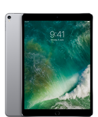 APPLE iPad Pro 10.5-INCH WI-FI 64GB - Space Grey (MQDT2X/A)