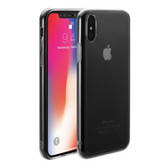 TENC (The Emperor's New Clothes) case for iPhone X - Clear (PC-288CC)