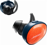 Bose SoundSport Free Wireless Headphones - Orange/Blue