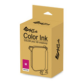 XYZ Colour Ink for Da Vinci Colour 3D Printer - Magenta