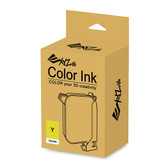 XYZ Colour Ink for Da Vinci Colour 3D Printer - Yellow