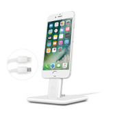 Twelve South HiRise 2 for iPhone / iPad - Silver (12-1624)
