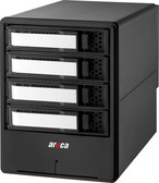 Areca ARC-8050T3-4 Thunderbolt 3.0 Solution with 4 x 8TB Desktop 7200 HDD 3YR (ARC8050T3-4-32VN22)