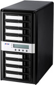 Areca ARC8050T3-8 Thunderbolt 3.0 Solution with 8 x 10TB Desktop 7200 HDD 3YR (ARC8050T3-8-80VN04)