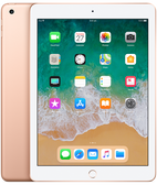 APPLE iPad 9.7INCH WI-FI 128GB (6th GEN) - Gold (MRJP2X/A)