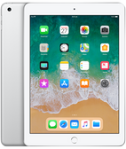 APPLE iPad 9.7INCH WI-FI + Cellular 32GB (6th GEN) - Silver  (MR6P2X/A)