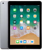 APPLE iPad 9.7INCH WI-FI + Cellular 128GB (6th GEN) - Space Grey  (MR722X/A)