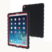 Gumdrop Drop iPad 2 Case - Black/Red (GDH101) **CLEARANCE