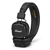 Marshall Headphones: Major II Bluetooth Wireless - Black