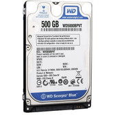 "Western Digital 2.5"" 500GB Internal HDD Blue - Brand New **Clearance** (WD5000BPVT)"