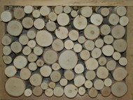 White Birch Fill-A-Space Logs