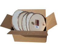 Basswood Plaque (Round/Oval) Bulk Quantity Value Box