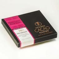 Arriba Himalayan Sea Salt 70% Dark Cacao Bar - Heirloom Certified