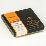 Arriba Orange 70% Dark Cacao Bar - Heirloom Certified
