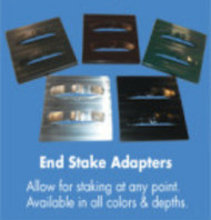 Aluminum Edging Adapters