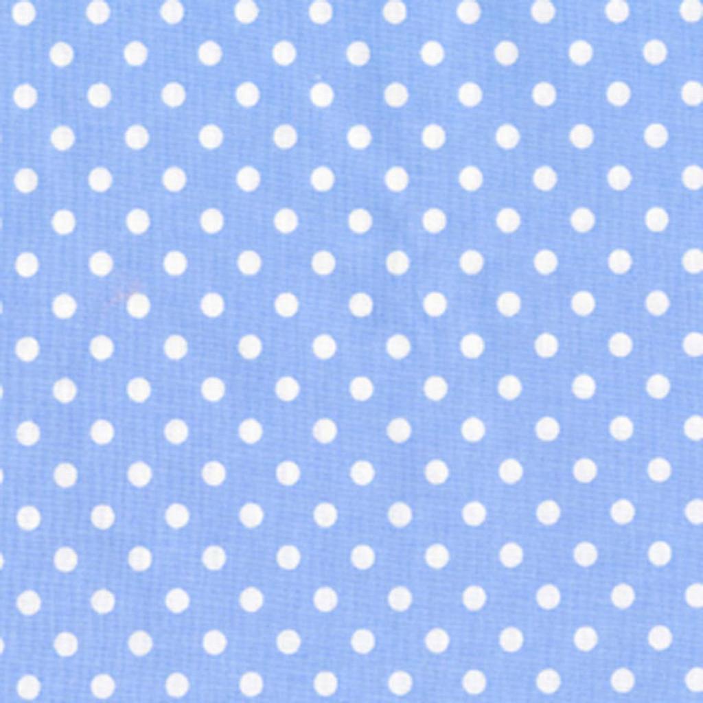 Light Blue Dot Waistband Swatch