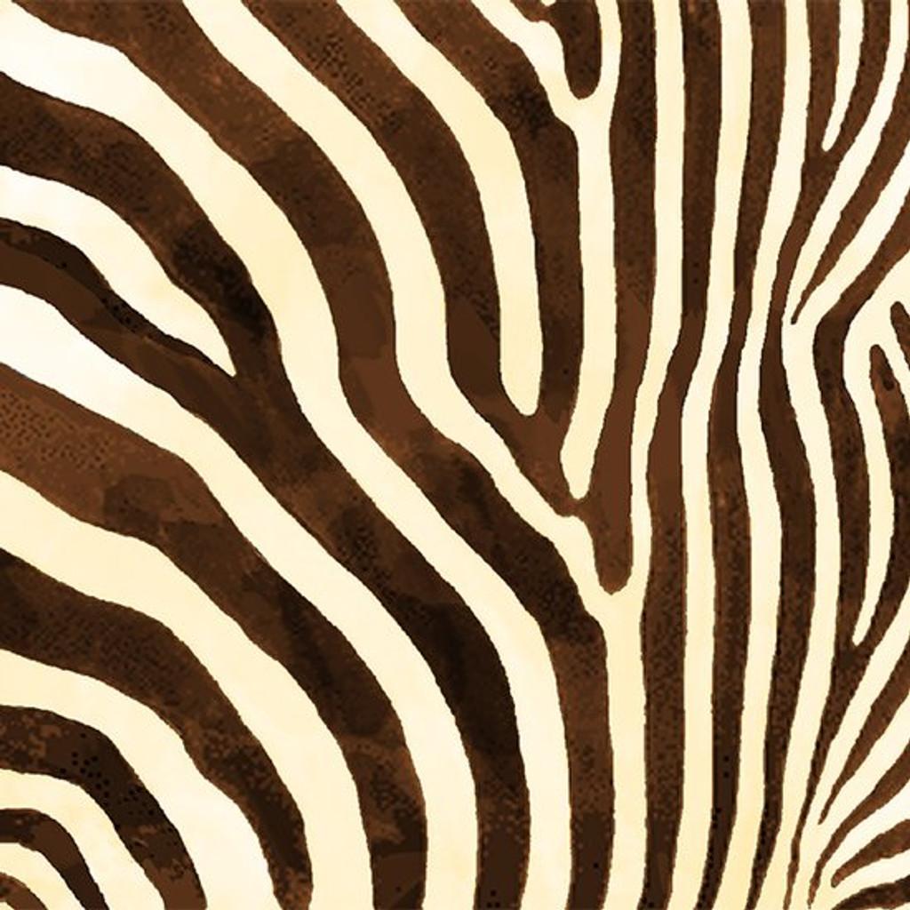 Zebra Print Waistband Swatch