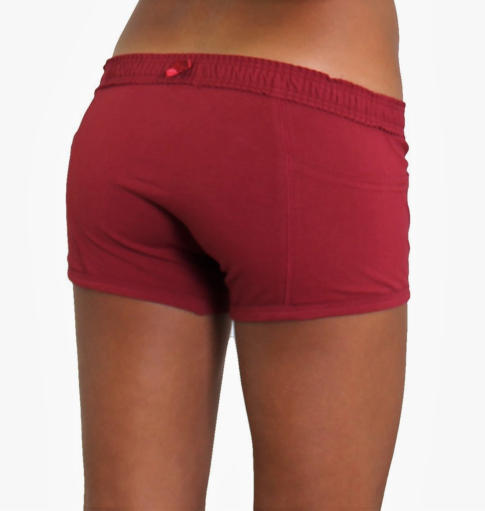 Tomboy Boxers with Small Bow in Back