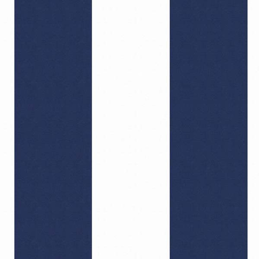Navy and White Striped Waistband Swatch