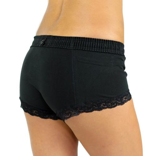 Black Boxer Short Underwear