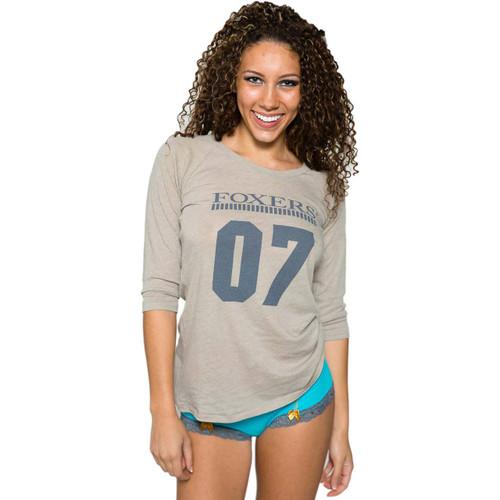 Desert Sand 3/4 Sleeve Shirt | FOXERS 07