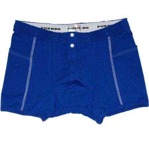 Men's Royal Blue Boxer Brief | FOXERS