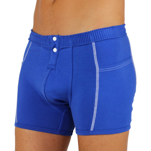 Men's Royal Blue Boxer Brief