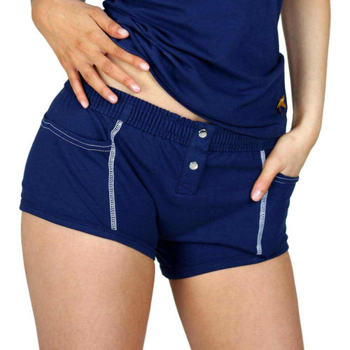 Navy Blue Tomboy Boxer Brief