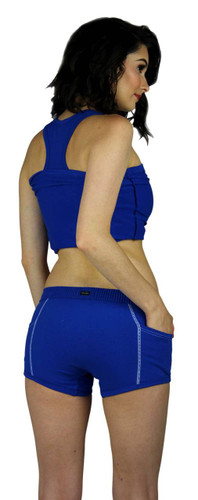 Royal Blue Tomboy Boxer Brief