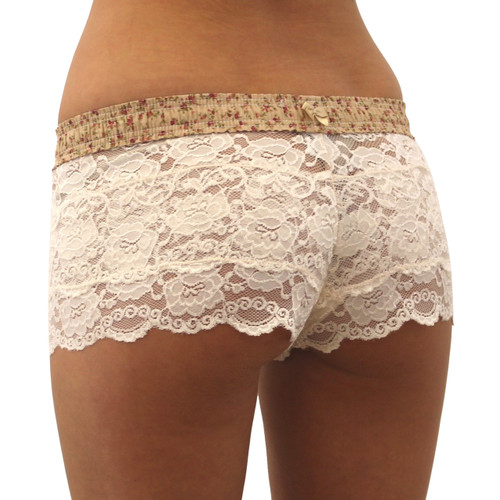 Blushing Rose / Blush Lace Boxers