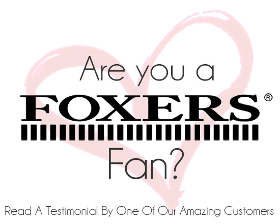 Foxers Love! A Testimonial From A Customer
