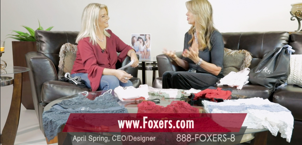 FOXERS Featured on Showcase Marketplace