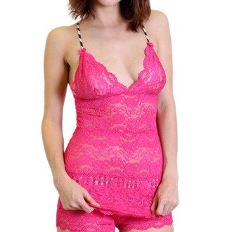 Hip Length Sexy Chemise Nightie