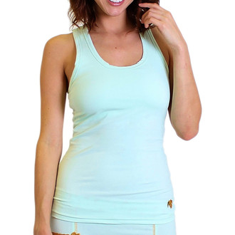 Womens Racerback Tank | Mint Green
