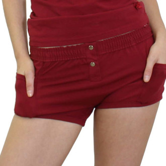 FOXERS Cranberry Tomboy Boxer Brief