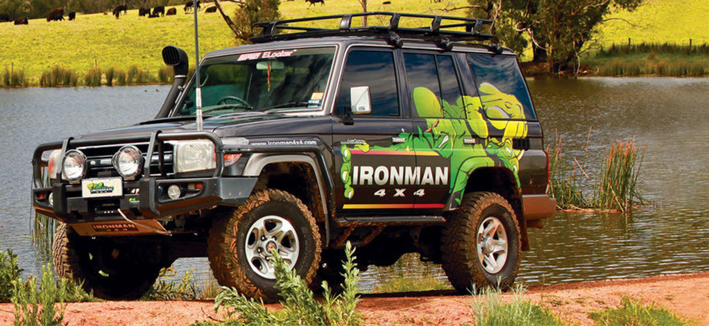 Ironman 4x4 America Off Roading Truck Equipment And