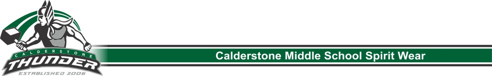 Calderstone Middle School Spirit Wear
