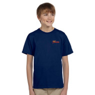 SSC Gildan Youth Short Sleeve T-Shirt - Navy (SSC-046-NY)