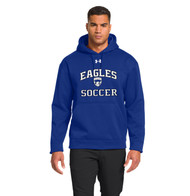 FBS Under Armour Men's Storm Fleece Team Hoodie - SOCCER - Royal (FBS-109-RO)