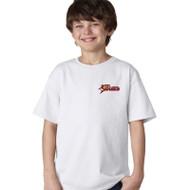 SSC Gildan Short Sleeve Youth T-Shirt - White (SSC-050-WH)
