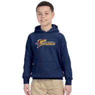SSC Gildan Heavy Blend Youth Hoodie - Navy (SSC-246-NY)