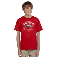 EPS Gildan Youth Classic Fit Short Sleeve T-Shirt - Red